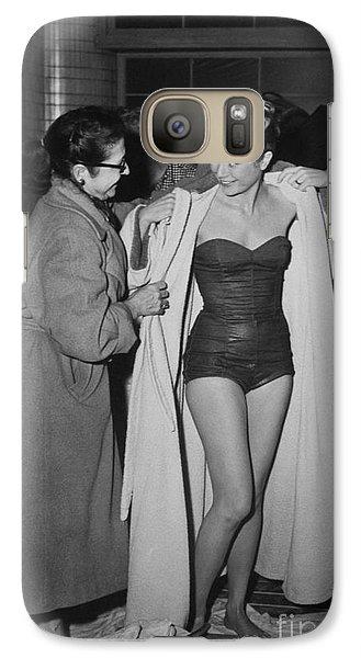 Grace Kelly  Galaxy Case by Photo Researchers