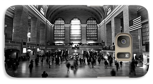Galaxy Case featuring the photograph Grand Central Terminal by Michael Dorn