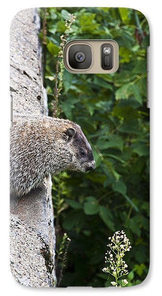 Groundhog Day Galaxy S7 Case by Bill Cannon