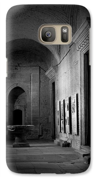 Galaxy Case featuring the photograph Hagia Sopia by Lisa Parrish