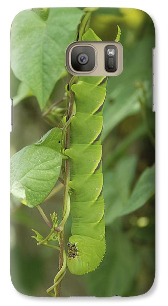Galaxy Case featuring the photograph Hangin' Around by Kay Lovingood