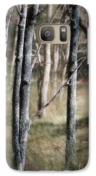 Galaxy Case featuring the photograph Haunt Of The Fringe Dwellers by Vicki Ferrari