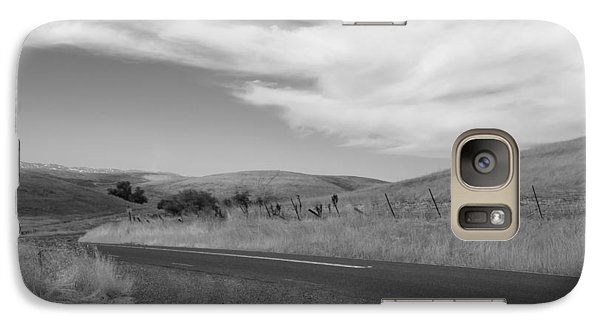 Galaxy Case featuring the photograph Heading Inland by Kathleen Grace