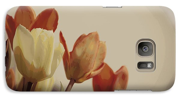 Galaxy Case featuring the photograph Heavenly Glow by Marilyn Wilson