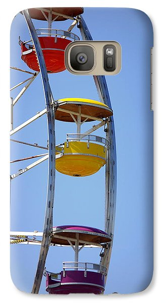 Galaxy Case featuring the photograph Higher Heights by Linda Mishler