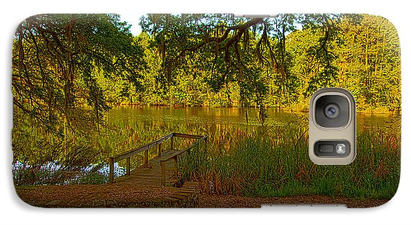 Hobcaw Barony Pond Galaxy S7 Case by Bill Barber