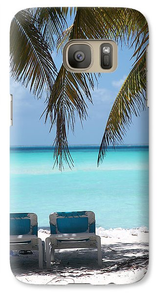 Galaxy Case featuring the photograph Holiday by Milena Boeva