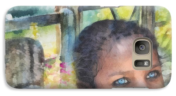 Mo Galaxy S7 Case - Hope by Mo T