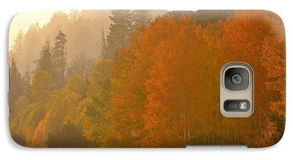 Galaxy Case featuring the photograph Hope Valley by Mitch Shindelbower