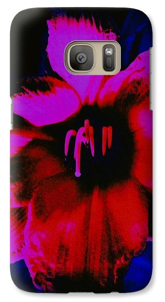 Galaxy Case featuring the photograph Hot by Carolyn Repka