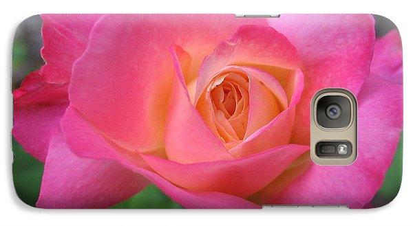 Galaxy Case featuring the photograph Hot One by Mark Robbins