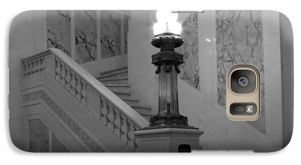 Galaxy Case featuring the photograph Hotel Monoco by Darleen Stry