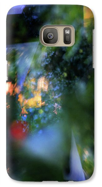 Galaxy Case featuring the photograph Hues - Forms - Feelings   by Richard Piper
