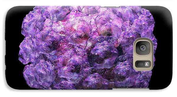 Galaxy Case featuring the digital art Human Papilloma Virus  10 by Russell Kightley