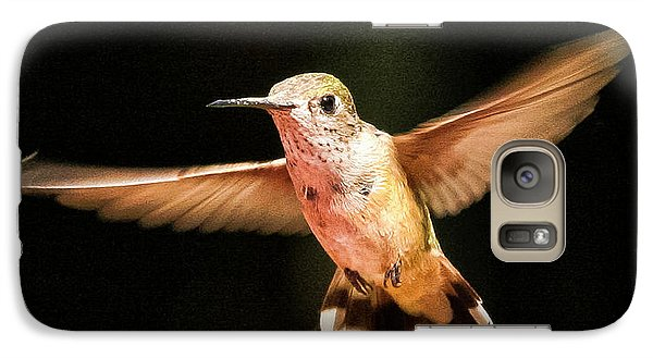 Galaxy Case featuring the photograph Hummingbird  by Albert Seger