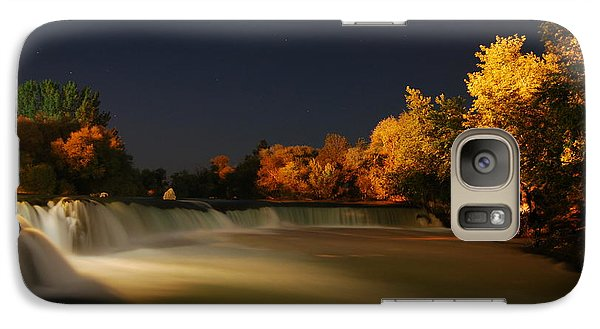 Galaxy Case featuring the photograph I See You by Erhan OZBIYIK