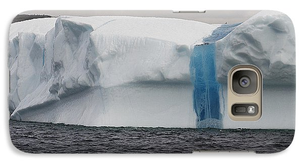 Galaxy Case featuring the photograph Iceberg by Eunice Gibb