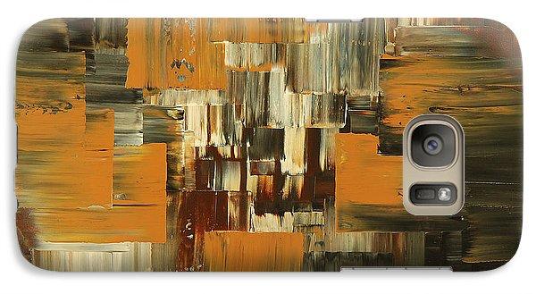 Galaxy Case featuring the painting Ideas Evolve by Tatiana Iliina