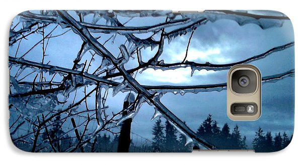 Galaxy Case featuring the photograph Illumination by Rory Sagner