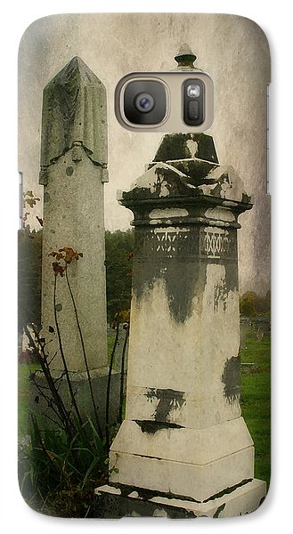 Galaxy Case featuring the photograph In The Silence by Joan Bertucci