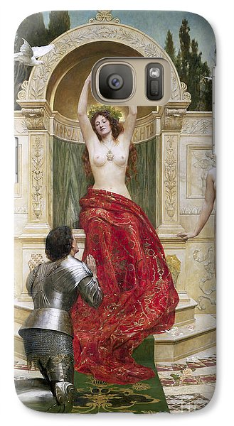 In The Venusburg Galaxy Case by John Collier