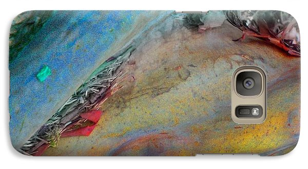 Galaxy Case featuring the digital art Inner Peace by Richard Laeton