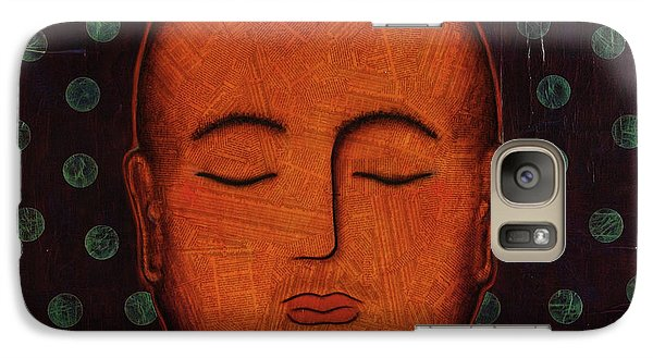 Galaxy Case featuring the painting Inner Visions by Gloria Rothrock