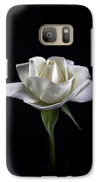 Galaxy Case featuring the photograph Innocence by Elsa Marie Santoro