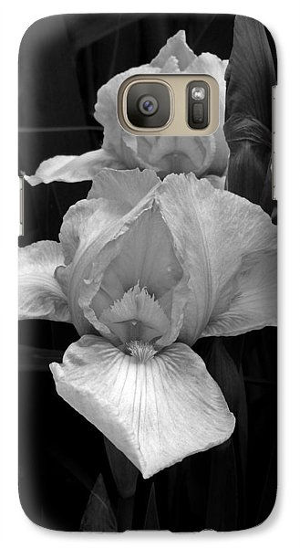 Galaxy Case featuring the photograph Iris by David Pantuso
