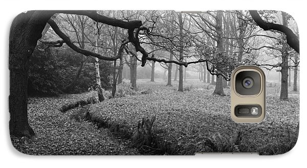 Galaxy Case featuring the photograph Isabella Plantation by Maj Seda