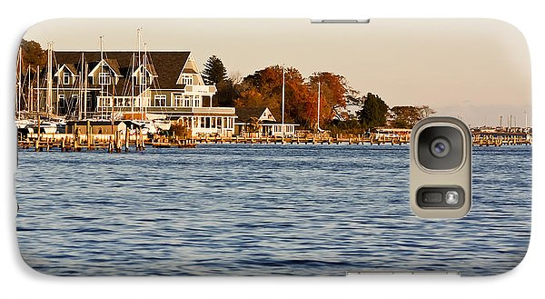 Galaxy Case featuring the photograph Island Heights by Ann Murphy