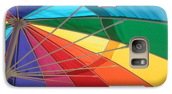 Galaxy Case featuring the photograph It's A Rainbow by David Pantuso