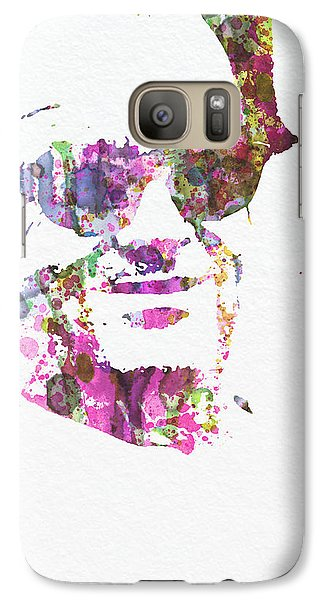 Jack Nicolson 2 Galaxy S7 Case by Naxart Studio