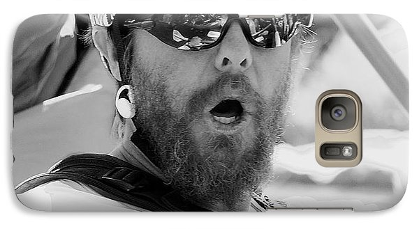 Galaxy Case featuring the photograph Jason by Britt Runyon