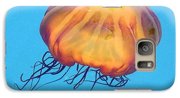 Galaxy Case featuring the photograph Jellyfish by Wendy McKennon