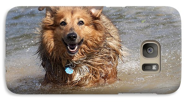 Galaxy Case featuring the photograph Jesse by Jeannette Hunt
