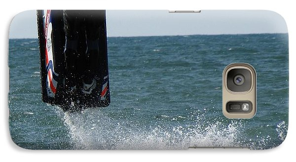 Galaxy Case featuring the photograph Jet Ski by John Crothers