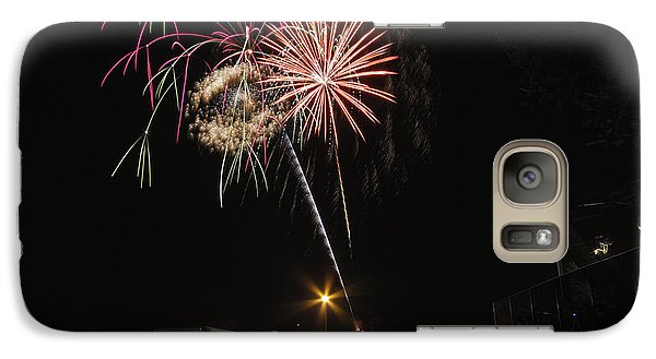 Galaxy Case featuring the photograph July 4th 2012 by Tom Gort