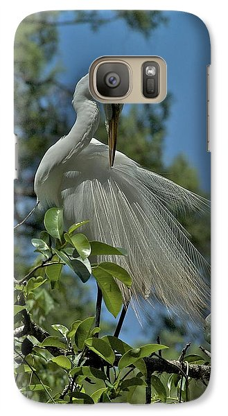 Galaxy Case featuring the photograph Just So by Joseph Yarbrough
