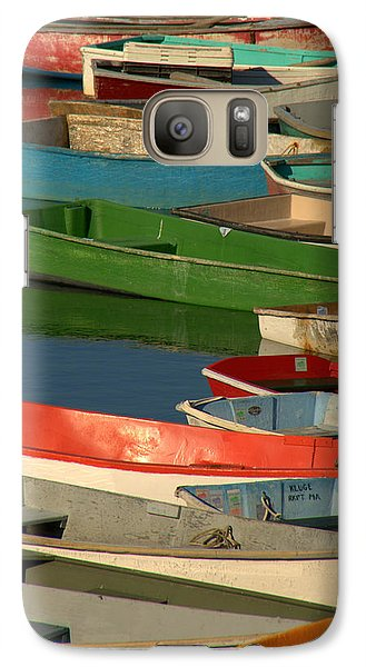 Galaxy Case featuring the photograph Just Waiting by Caroline Stella