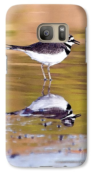 Killdeer Reflection Galaxy S7 Case