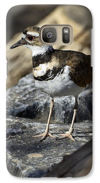 Killdeer Galaxy S7 Case by Saija  Lehtonen