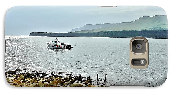 Galaxy Case featuring the photograph Kimmeridge 1 by Katy Mei