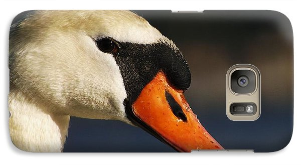 Galaxy Case featuring the photograph King Of The Fowl by Gerald Strine