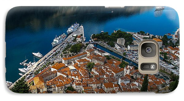 Galaxy Case featuring the photograph Kotor Montenegro by David Gleeson