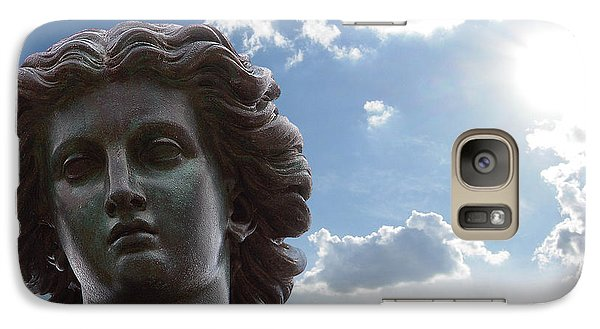 Galaxy Case featuring the photograph Lady Of The Waters by Sarah McKoy
