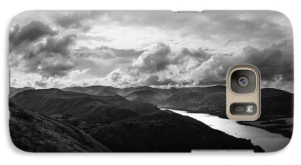 Galaxy Case featuring the photograph Lake District  by Mariusz Zawadzki