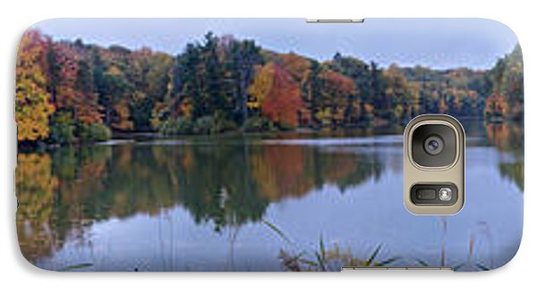 Galaxy Case featuring the photograph Lake Eastman by William Norton