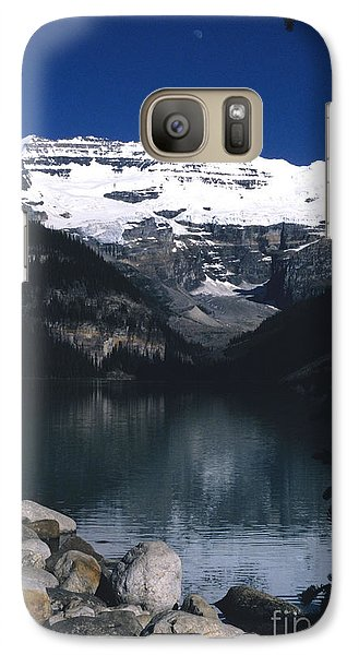 Galaxy Case featuring the photograph Lake Louise II by Sharon Elliott