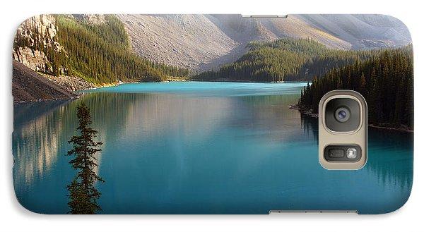 Galaxy Case featuring the photograph Lake by Milena Boeva